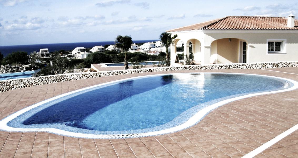 Piscinas con rebosadero acr piscines - Coste mantenimiento piscina ...